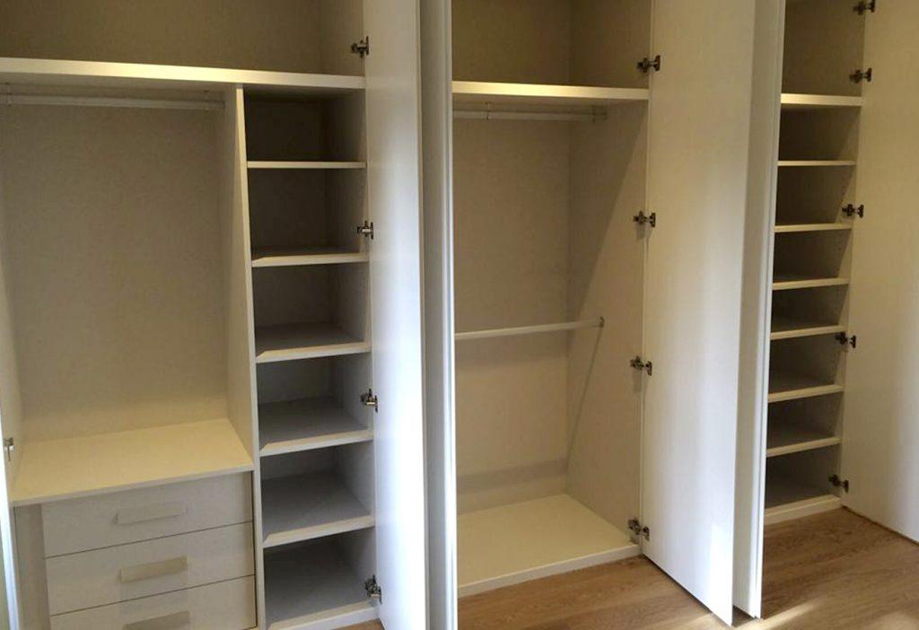 Como dise ar un armario empotrado rivas sanchez carpinteros - Como distribuir armario empotrado ...