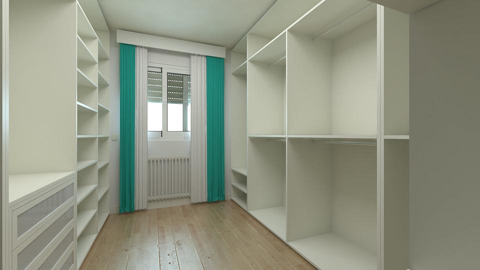 Como diseñar un armario empotrado - Rivas Sanchez Carpinteros