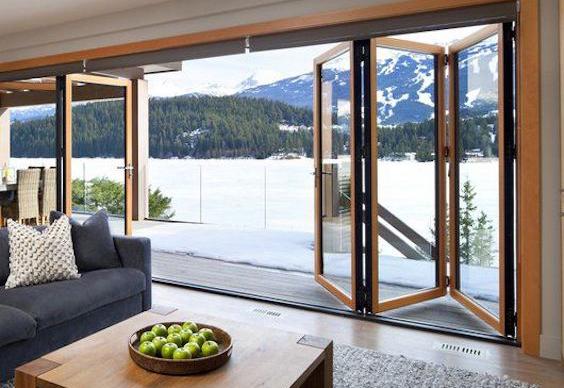 Cerramientos de madera para casas modernas