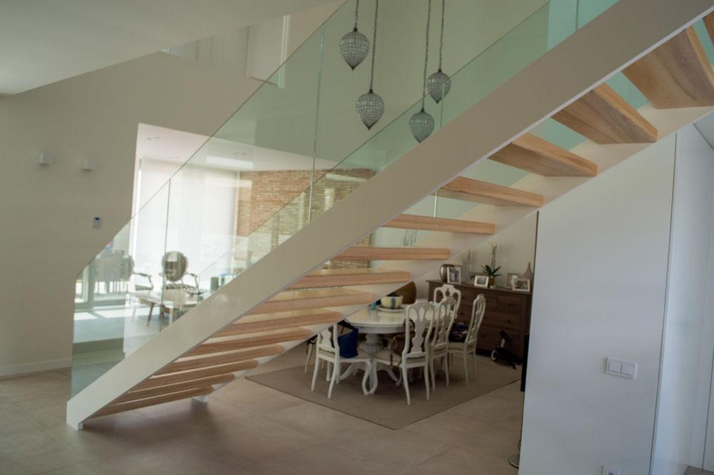 Escaleras Rivas Sanchez Carpinteros