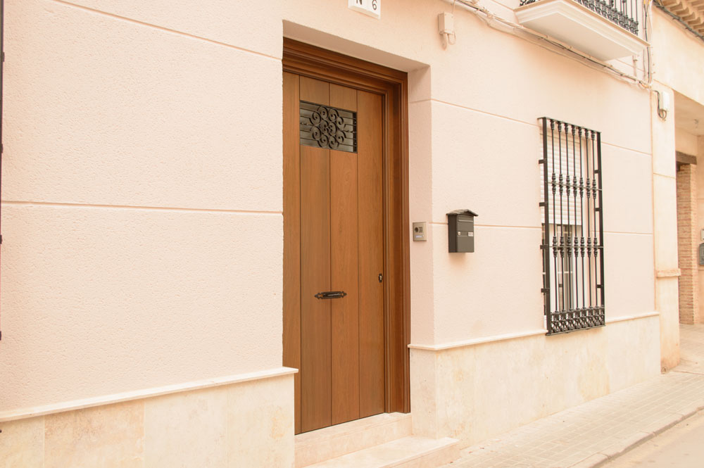 Puertas Rivas Sanchez Carpinteros
