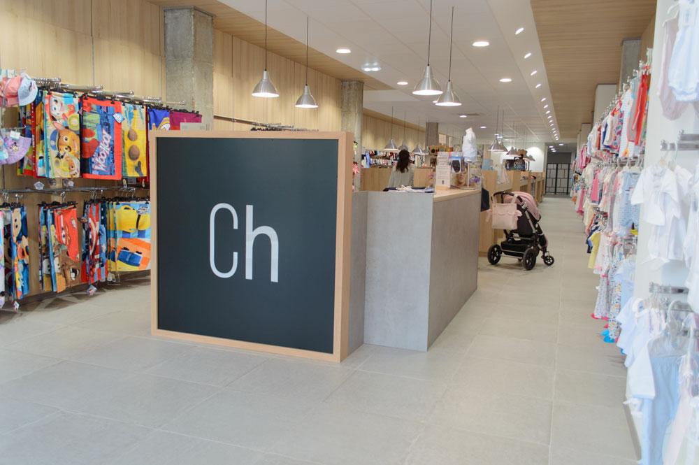 Cadena Chema, calidez y diseño actual