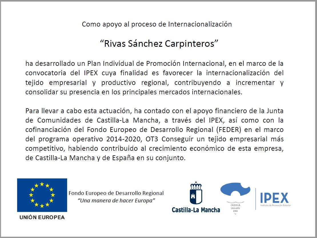 Feder- Rivas Sanchez carpinteros