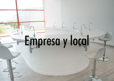 Empresas y locales