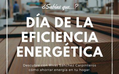 Día de la Eficiencia Energética 2021